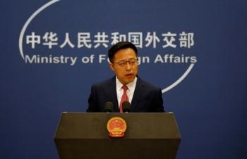 Trung Quốc lại bao biện về đội tàu trên Biển Đông