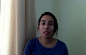Liên Hợp Quốc lo tính mạng của công chúa Dubai