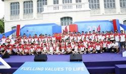 Khẳng định và nâng tầm Văn hóa Doanh nghiệp Petrovietnam tại PVGAS