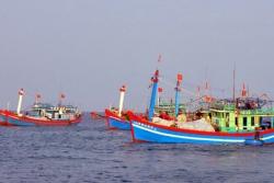 Kịch liệt phản đối lệnh cấm đánh bắt cá trên Biển Đông của Trung Quốc