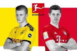 """Haaland đấu Lewandowski: Những """"tay súng"""" siêu đẳng"""