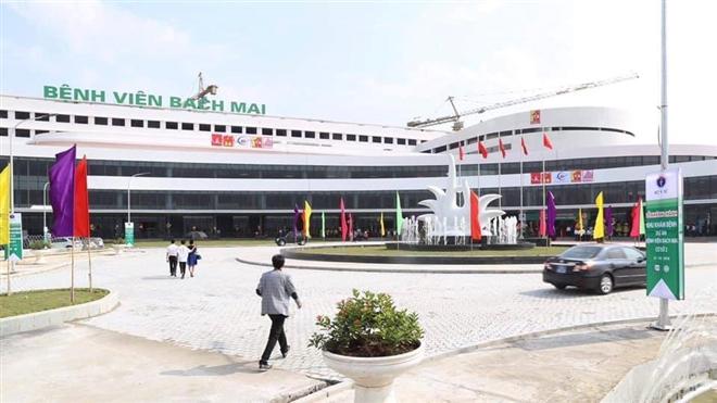 Bệnh viện Bạch Mai cơ sở 2 tại Hà Nam được dùng làm nơi điều trị ca COVID-19 - 1