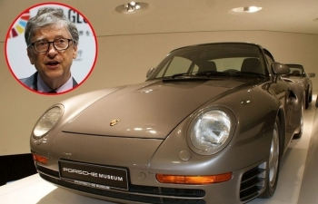 Khối tài sản 130 tỷ USD của vợ chồng Bill Gates