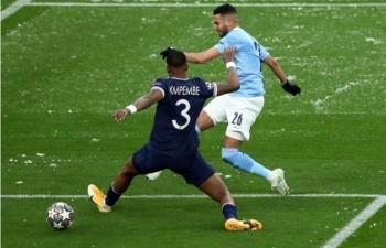Kết quả Champions League: Đánh bại PSG, Man City lần đầu vào chung kết
