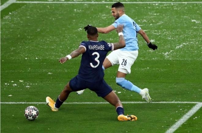 Kết quả Champions League: Đánh bại PSG, Man City lần đầu vào chung kết - 1