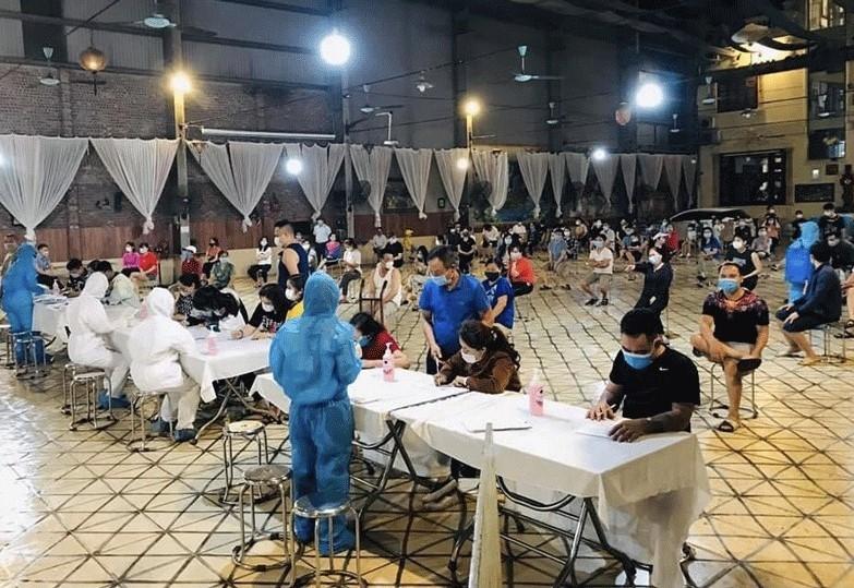 Thêm 17 ca nghi nhiễm ở Bắc Ninh