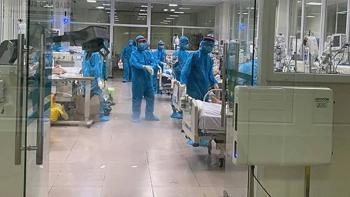 Một bệnh nhân COVID-19 ở TP.HCM tiên lượng khó qua khỏi