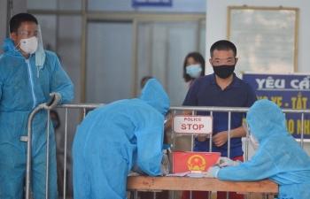 Thêm 7 người nghi nhiễm tại 4 quận huyện Hà Nội
