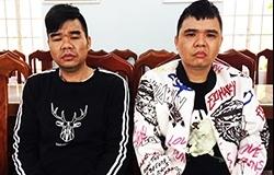 Hai trùm xã hội đen Trung Quốc bị bắt ở Khánh Hòa