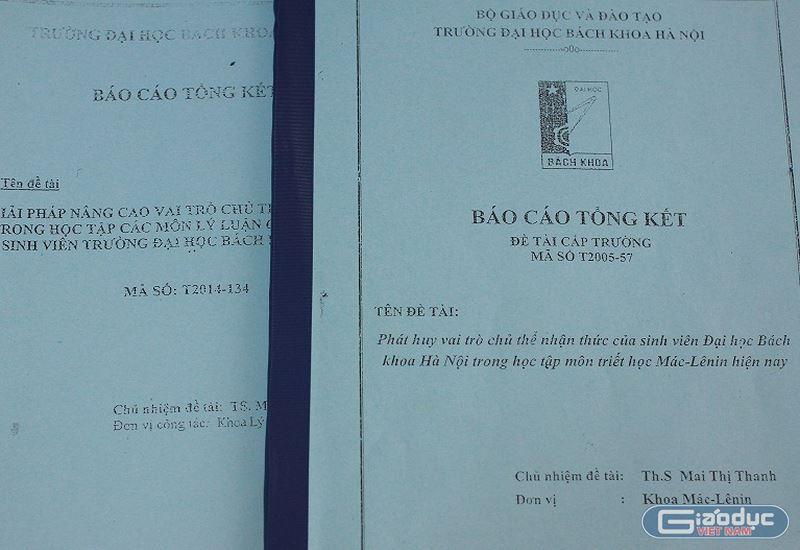 truong khoa ly luan chinh tri dai hoc bach khoa ha noi bi to dao van