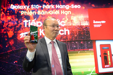 hlv park hang seo muc tieu cua viet nam la vo dich sea games 2019