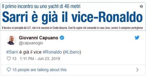 bao italy goi sarri la tro ly cua ronaldo