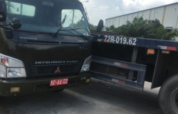 Tai nạn giao thông giữa xe đầu kéo và xe quân sự, 1 quân nhân tử vong