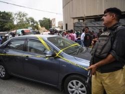 Pakistan: Xả súng tại sàn giao dịch chứng khoán, ít nhất 5 người chết