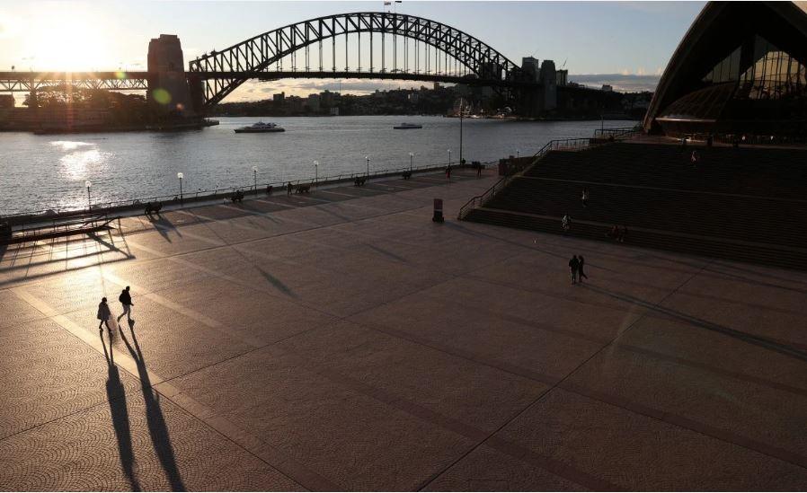 australia ghi nhan so ca nhiem covid 19 cao ky luc trong hon 2 thang