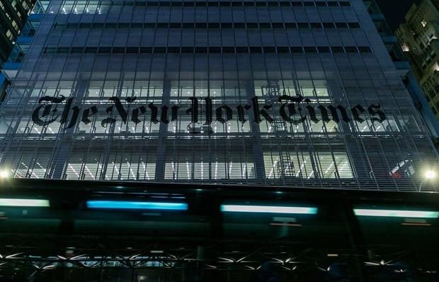 bao new york times rut khoi ung dung doc tin apple news