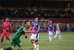 Văn Quyết đá hỏng 11m, đội bóng của bầu Hiển thua Sài Gòn tại Hàng Đẫy