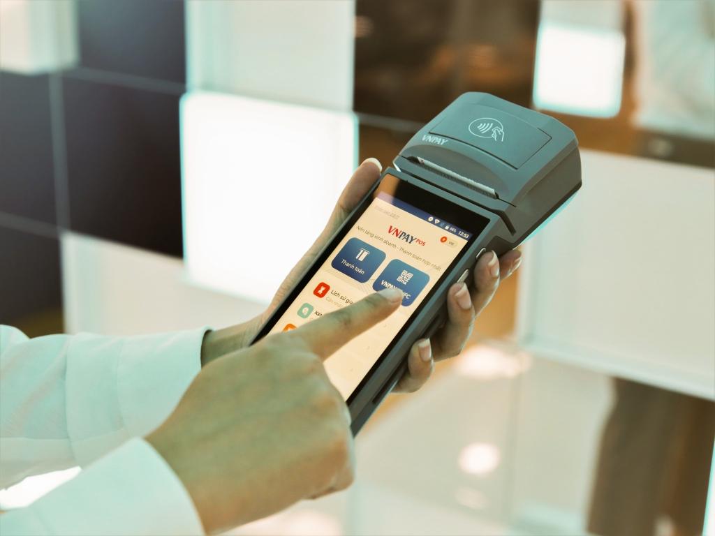 """VNPAY-POS: Giải pháp thanh toán """"All-in-one"""" cho doanh nghiệp"""