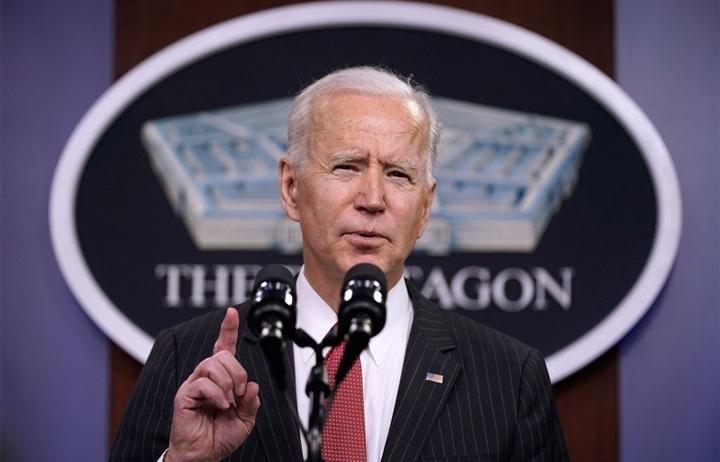 Tổng thống Biden ra lệnh không kích loạt cơ sở ở Iraq, Syria