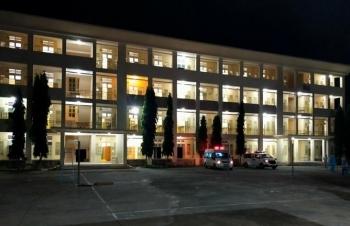 Bệnh viện dã chiến 1.000 giường ở TP HCM hoạt động