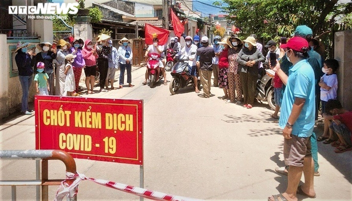 TP Quảng Ngãi giãn cách xã hội theo Chỉ thị 15 từ 0h ngày 29/6 - 1
