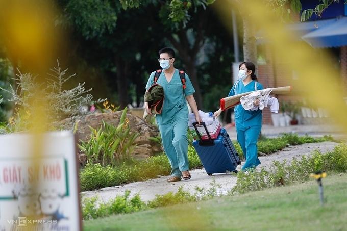 """CDC TP HCM: """"Không có lây nhiễm chéo trong khu cách ly"""""""