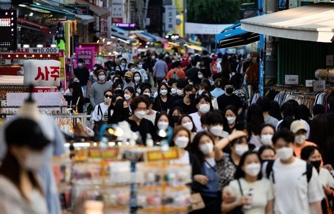 Hàn Quốc định phát hơn 29 tỷ USD cho dân