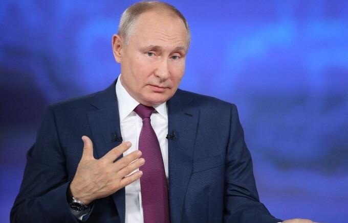 Putin phản đối tiêm chủng bắt buộc toàn quốc