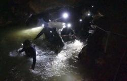 Những nguy hiểm rình rập thiếu niên Thái Lan chờ được giải cứu khỏi hang