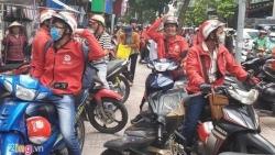 Go-Viet thay đổi chính sách, tài xế đồng loạt đình công