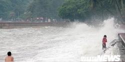 Áp thấp nhiệt đới mạnh lên thành bão giật cấp 11, hướng thẳng Quảng Ninh, Hải Phòng