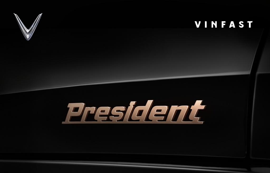 vinfast lux v8 chuan bi ra mat ten chinh thuc la president