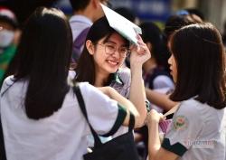 Điểm thi lớp 10 ở TP.HCM: Gần 50% thí sinh có điểm Toán và Tiếng Anh dưới 5