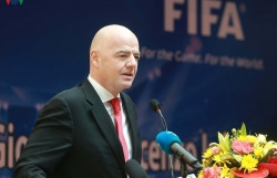 Chủ tịch FIFA bị cáo buộc tham nhũng, có thể phải hầu tòa