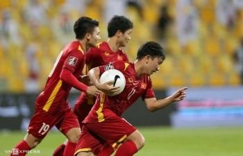 Hôm nay bốc thăm vòng loại cuối World Cup 2022 - khu vực châu Á