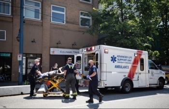Nắng nóng khiến hàng trăm người đột tử tại Canada