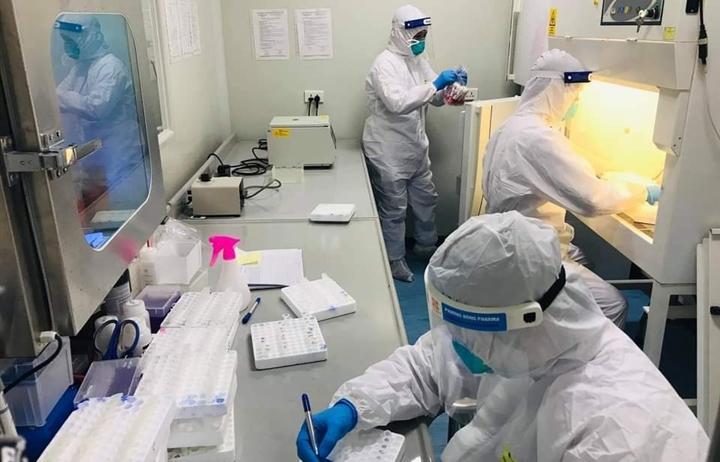 Khẩn trương truy vết người uống bia hơi với bệnh nhân COVID-19 ở Bắc Giang