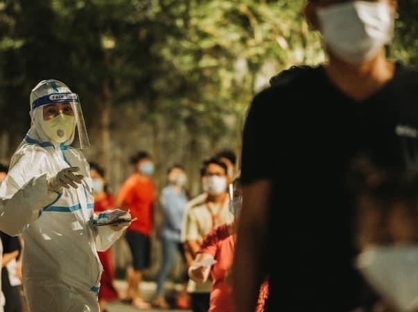 TP.HCM: 238 ca nhiễm nCoV tại một công ty trong khu công nghệ cao  - 1
