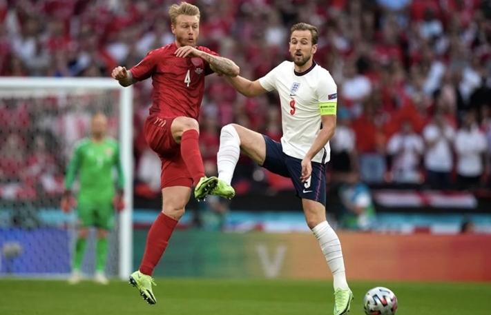 Thắng Đan Mạch trong hiệp phụ, Anh đấu Italy ở chung kết EURO 2020