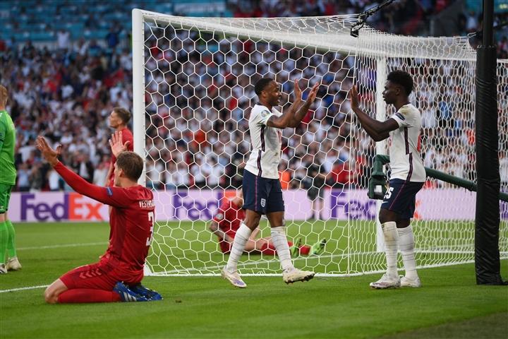 Thắng Đan Mạch trong hiệp phụ, Anh đấu Italy ở chung kết EURO 2020  - 2