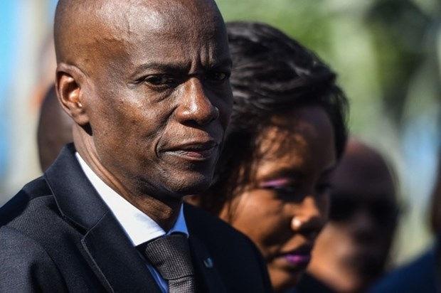 Tổng thống Haiti vừa bị ám sát