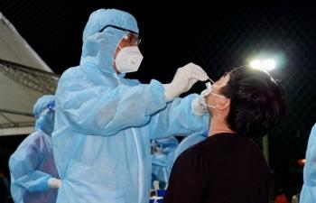 Khu công nghệ cao ở TP.HCM ghi nhận tổng 354 người mắc COVID-19