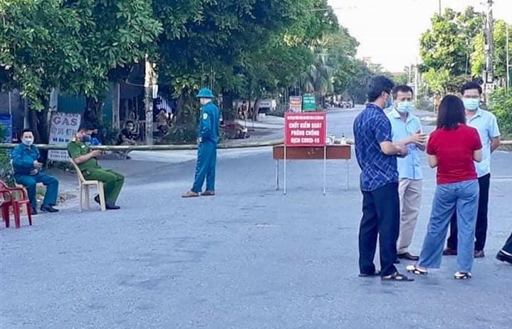 Bay từ TP.HCM ra, một người Thái Bình dương tính SARS-CoV-2