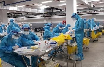 Việt Nam ghi nhận ca nhiễm Covid-19 cộng đồng kỷ lục ngày 14/7