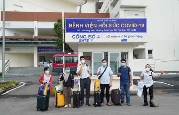 BV Chợ Rẫy chi viện 53 bác sĩ giúp BV Hồi sức COVID-19