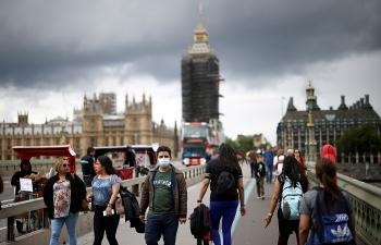Tình hình Covid-19 thế giới: Anh gây lo ngại khi mở cửa, Pháp ghi nhận hơn 10.000 ca nhiễm mới 3 ngày liên tiếp