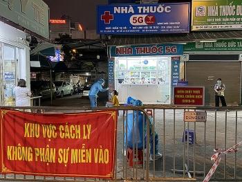 Hà Nội: Thêm 19 ca nhiễm nCoV, 3 người là nhân viên Nhà thuốc Đức Tâm 95 Láng Hạ