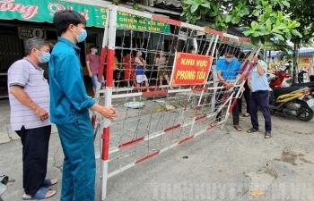 TP.HCM phong tỏa một phường hơn 19.000 dân ở quận Bình Thạnh