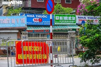 Thêm 34 người Hà Nội nhiễm SARS-CoV-2, 7 ca liên quan nhà thuốc Đức Tâm