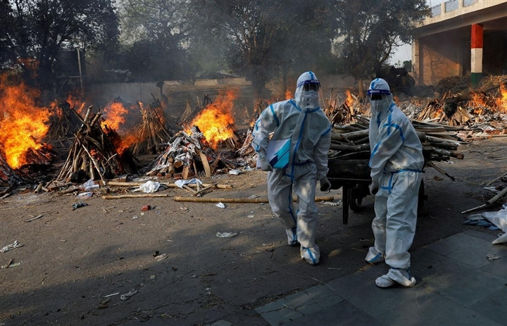Ấn Độ bác tin hàng triệu dân chết vì COVID-19 - 1